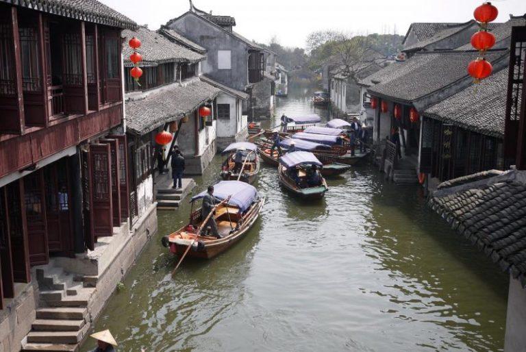 Excursión a Zhouzhuang desde Shanghai
