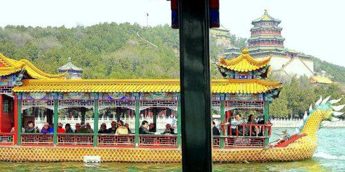 Palacio de Verano de Pekin