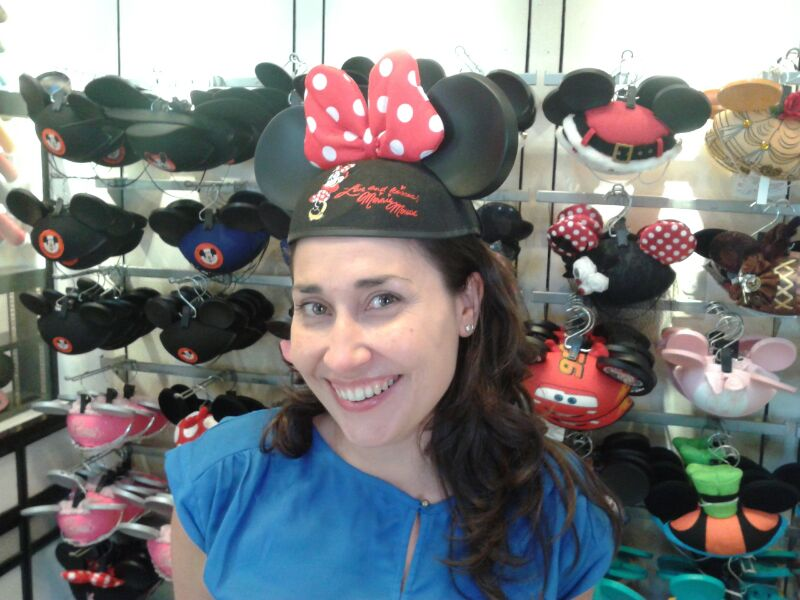 DISNEY. EVA MICKEY FLORIDA