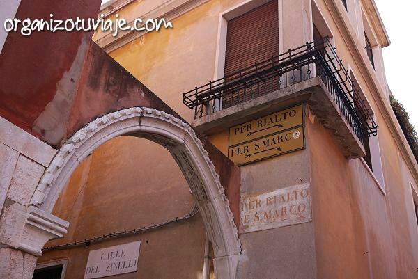 Un fin de semana en Venecia