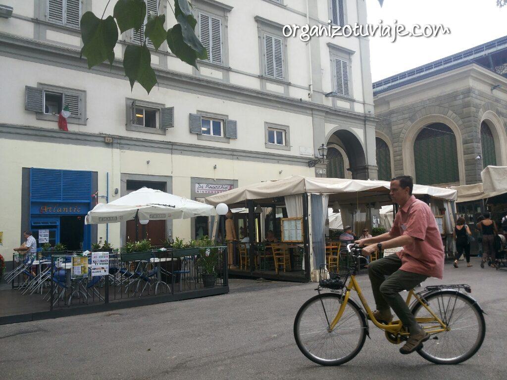 Cómo moverse por Florencia