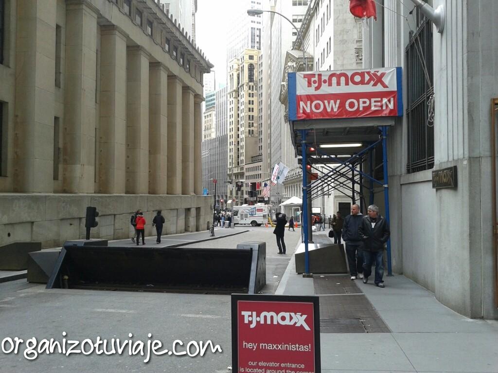 NUEVA YORK TJMAX