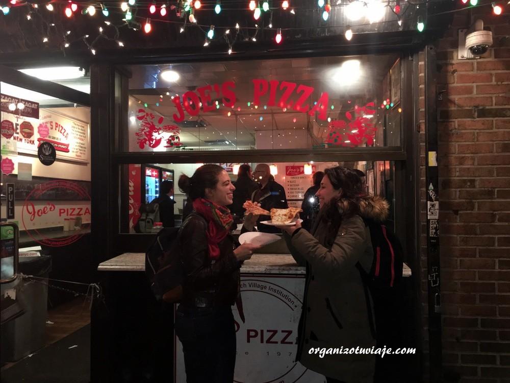 Donde comer bien y barato en Nueva York