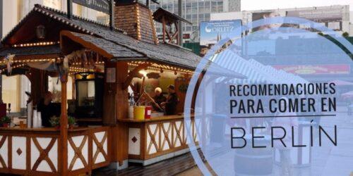 Dónde comer bien y barato en Berlín