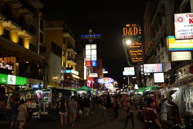 Compras en Bangkok