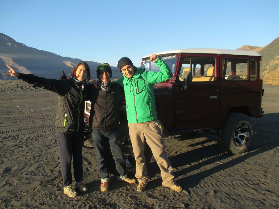 Tour por Java con una agencia local