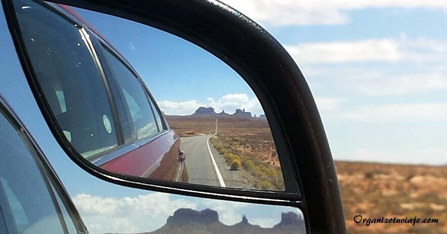 ruta en coche por la Costa Oeste