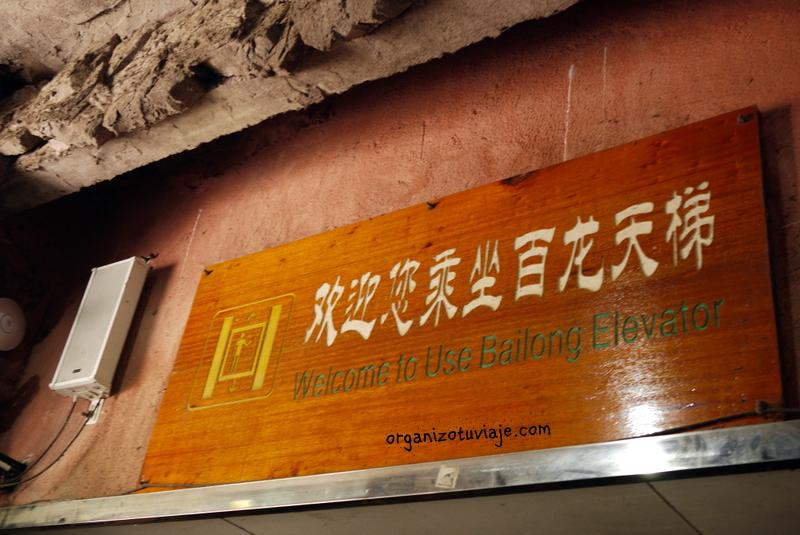 ZHANGJIAJIE. CHINA