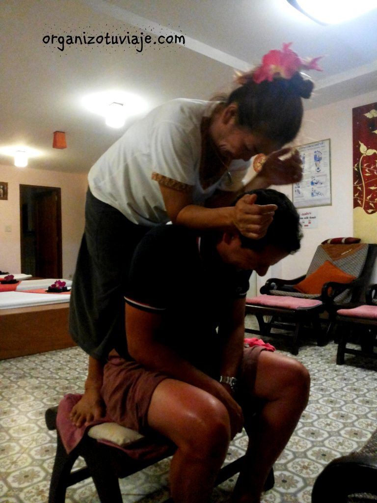 masaje en tailandia
