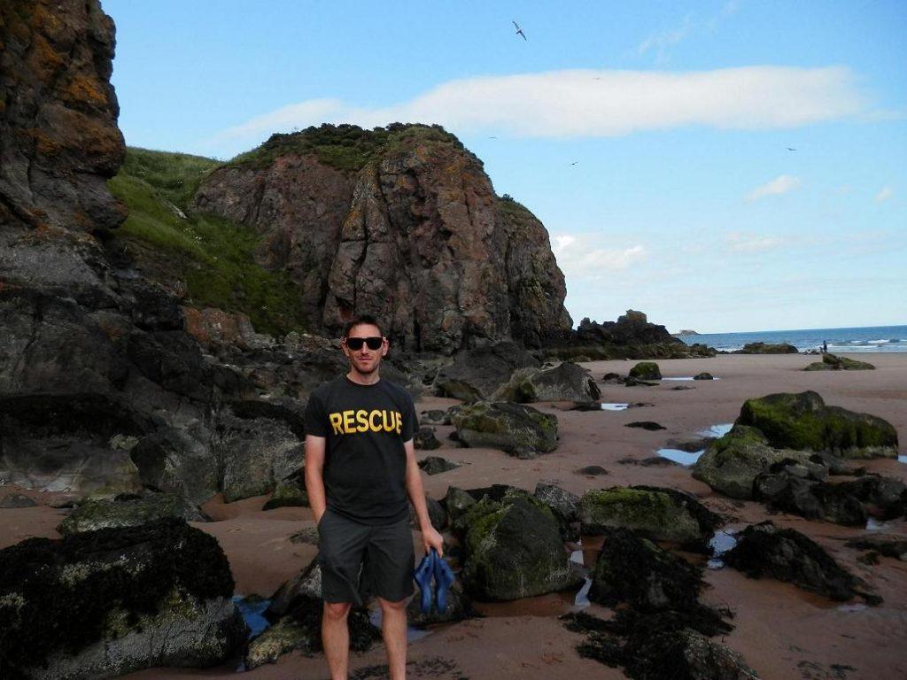 Lunan Beach