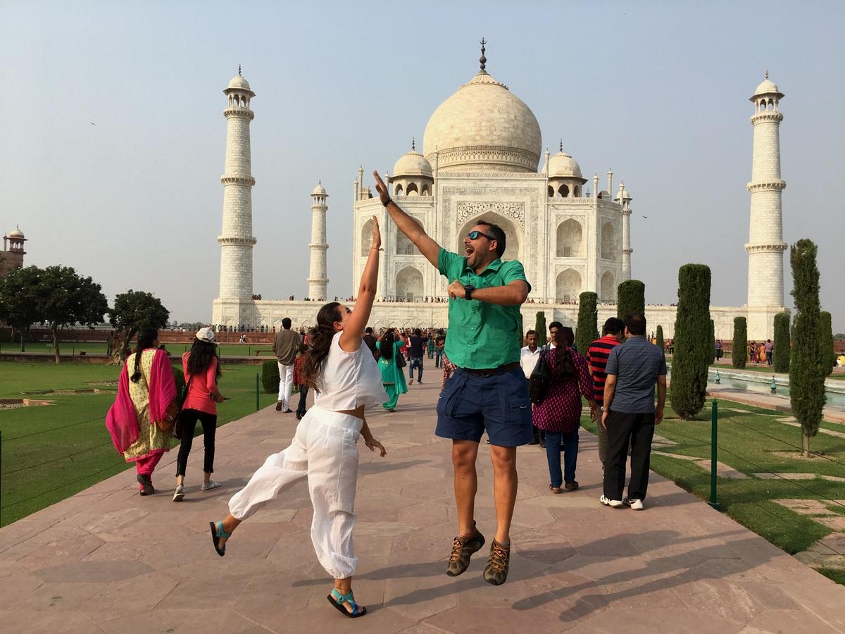 Viaje en grupo a la India