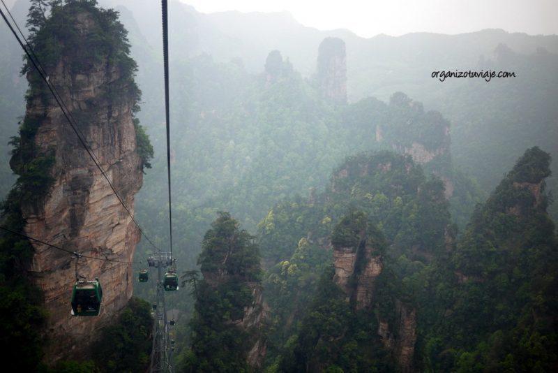 qué ver en Zhangjiajie