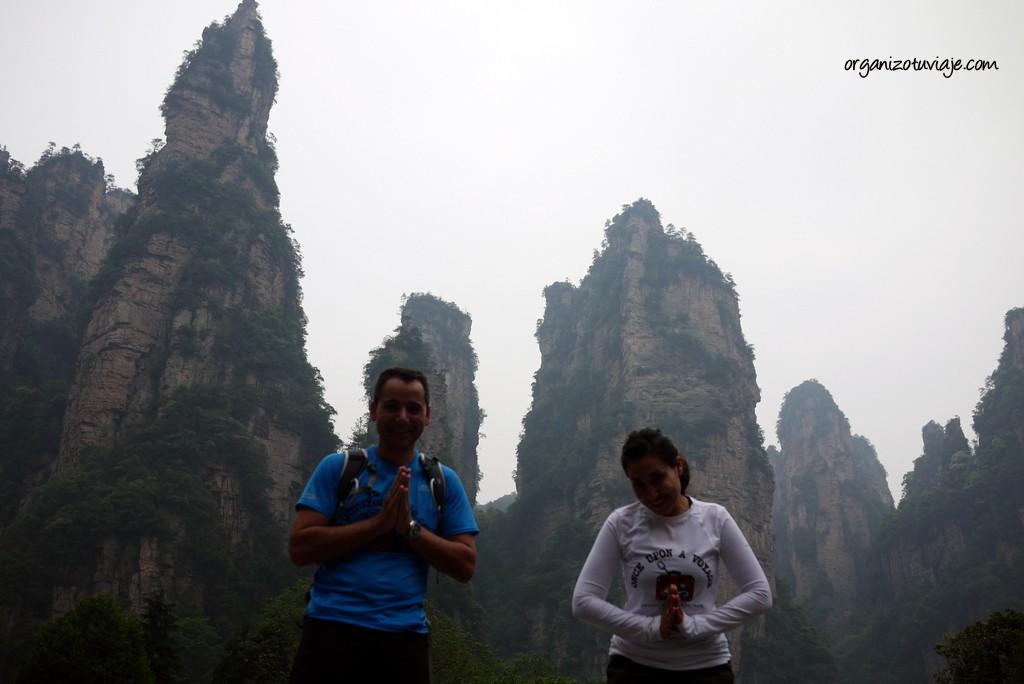 Viajar a Zhangjiajie por tu cuenta