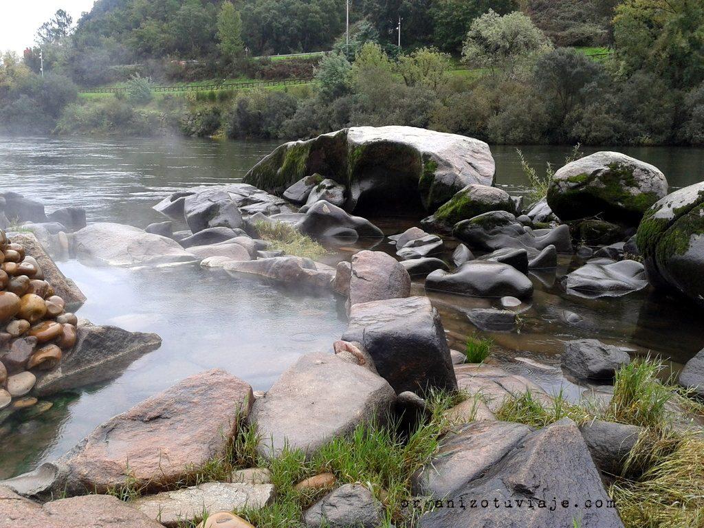 Termas de Ourense. Hacer un ruta de aguas termales 🥇