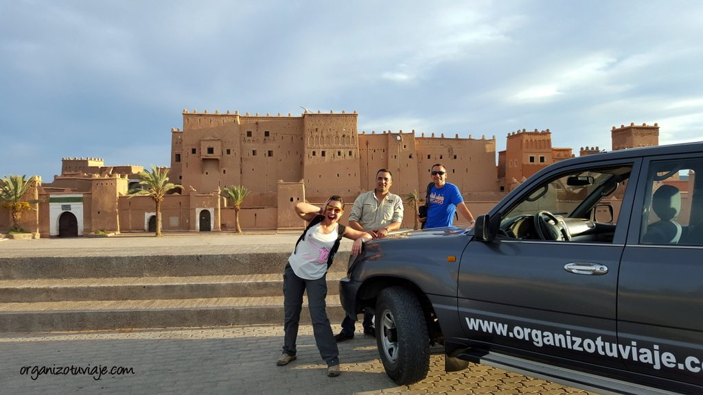 Tour por Marruecos con una agencia local