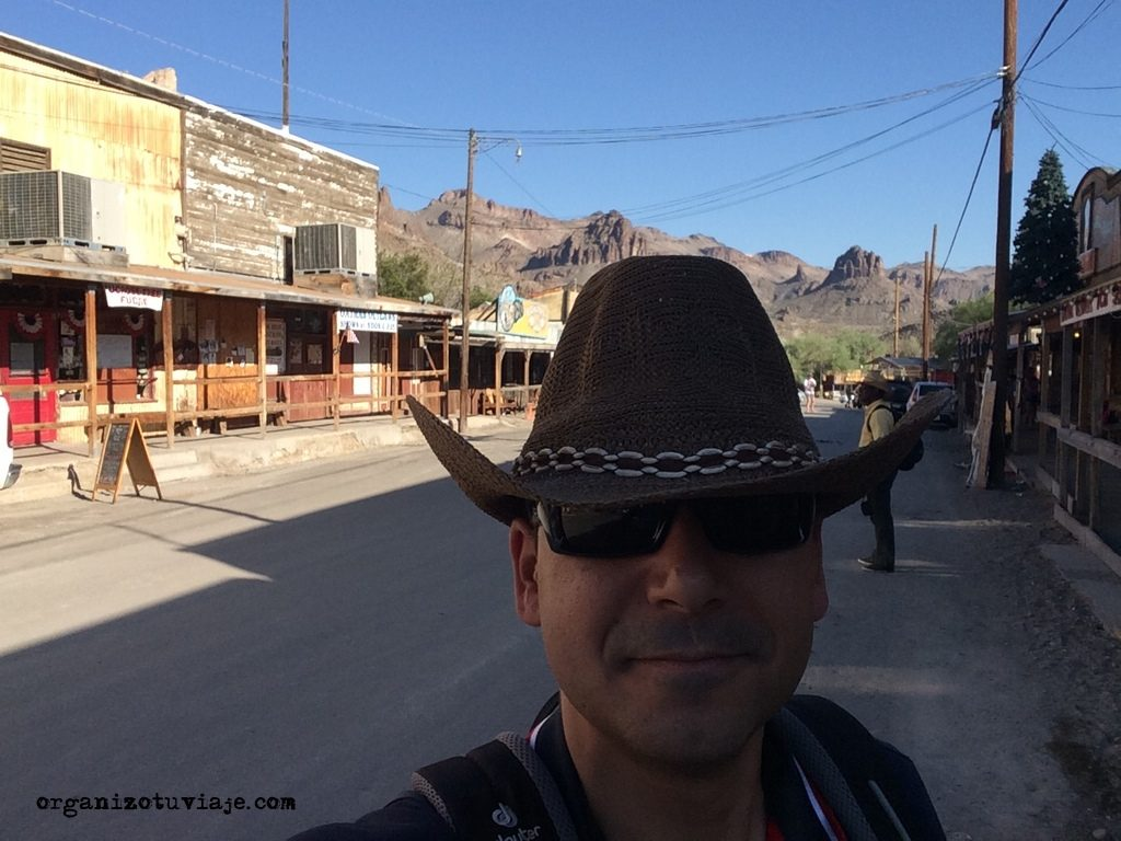 OATMAN, COSTA OESTE, USA