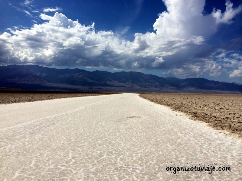 Usa. Costa Oeste. Death valley
