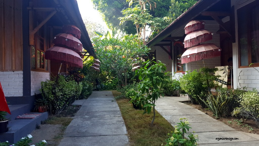 indonesia. labuan. hotel