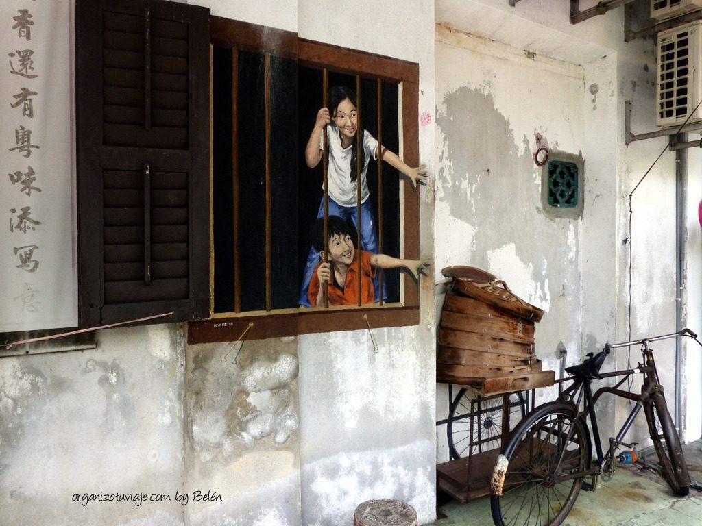 Viajar a Penang, la joya de la corona
