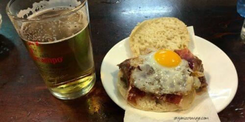 Comer de tapas en Sevilla