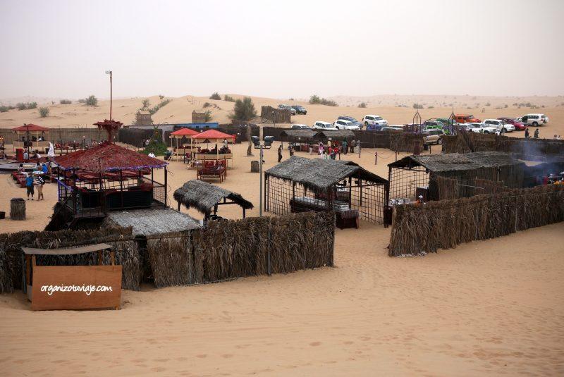 Excursión al desierto de Dubai
