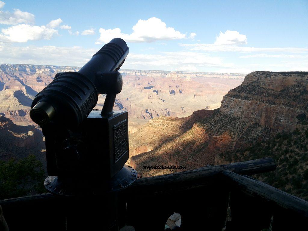 Qué ver y qué hacer en Gran Cañón del Colorado: Rutas y miradores