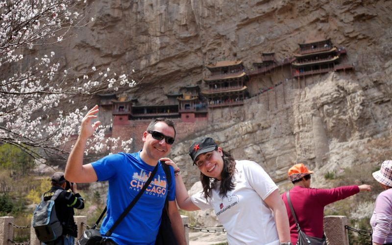 Qué hacer en Datong: Templo Colgante y Cuevas Yungang por tu cuenta