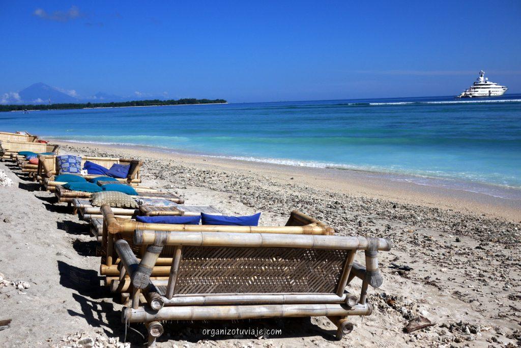 Qué hacer en islas Gili
