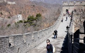 Tour a la muralla china desde Pekin