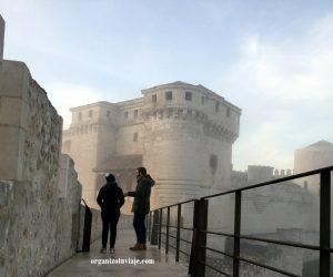 murallas de Cuellar