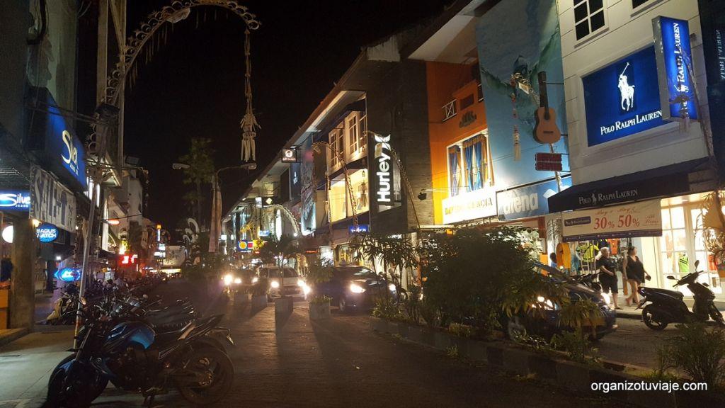 Qué ver y qué hacer en Kuta Bali