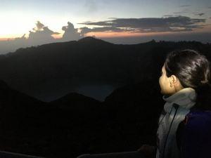 Kelimutu, el volcán de las tres lagunas en Indonesia
