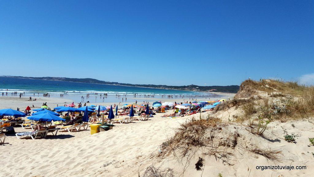 playas de Sanxenxo