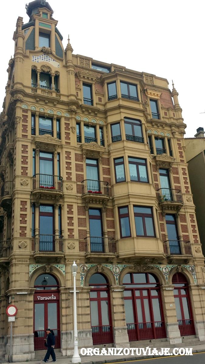 Bar Varsovia. Gijón. Asturias
