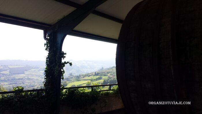 Visitar un llagar de sidra en Asturias