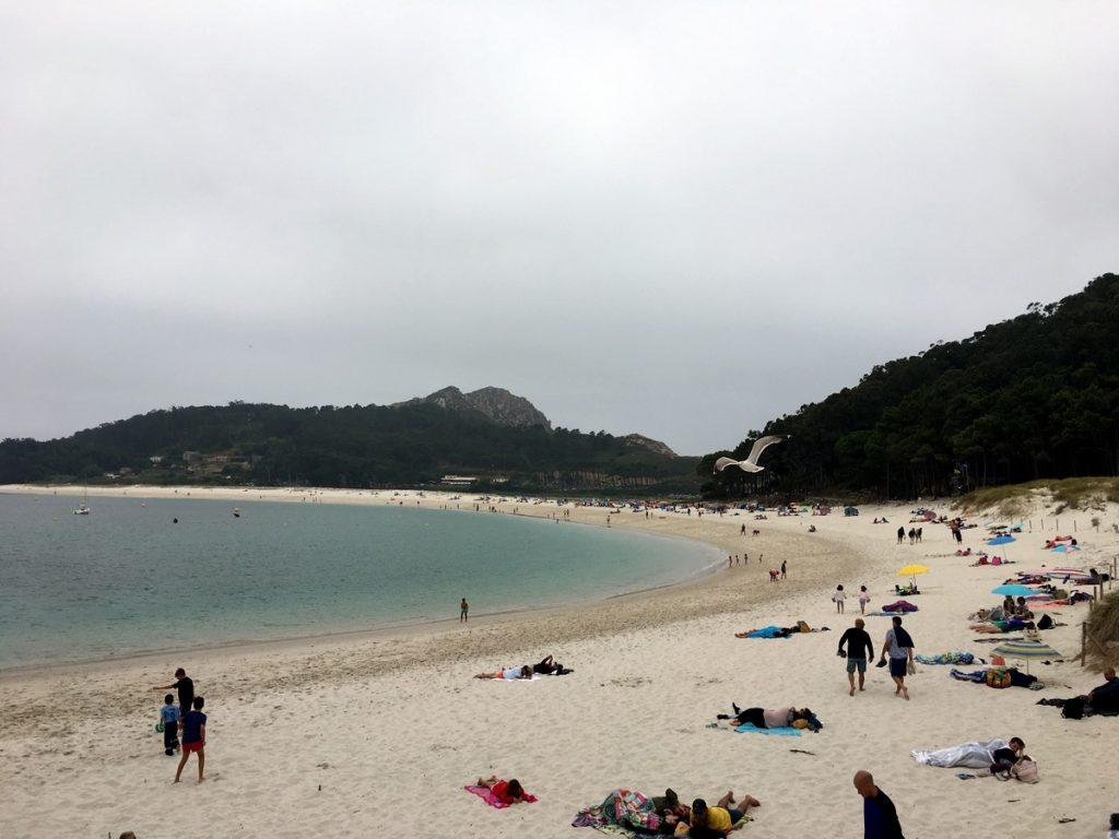 playas Rías Baixas