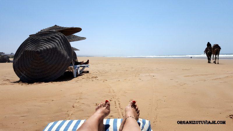 Sidi Kaouki. La mejor playa de Marruecos