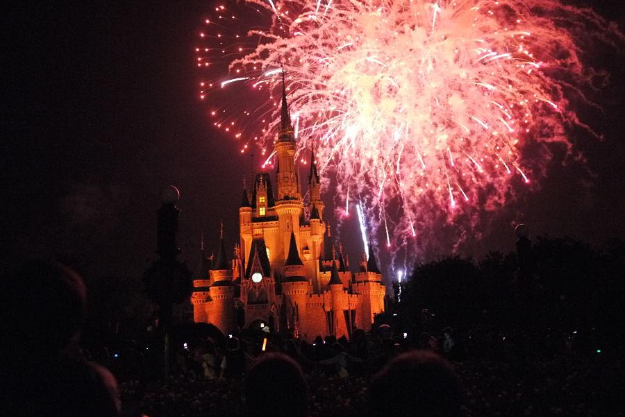 visitar parque Disney
