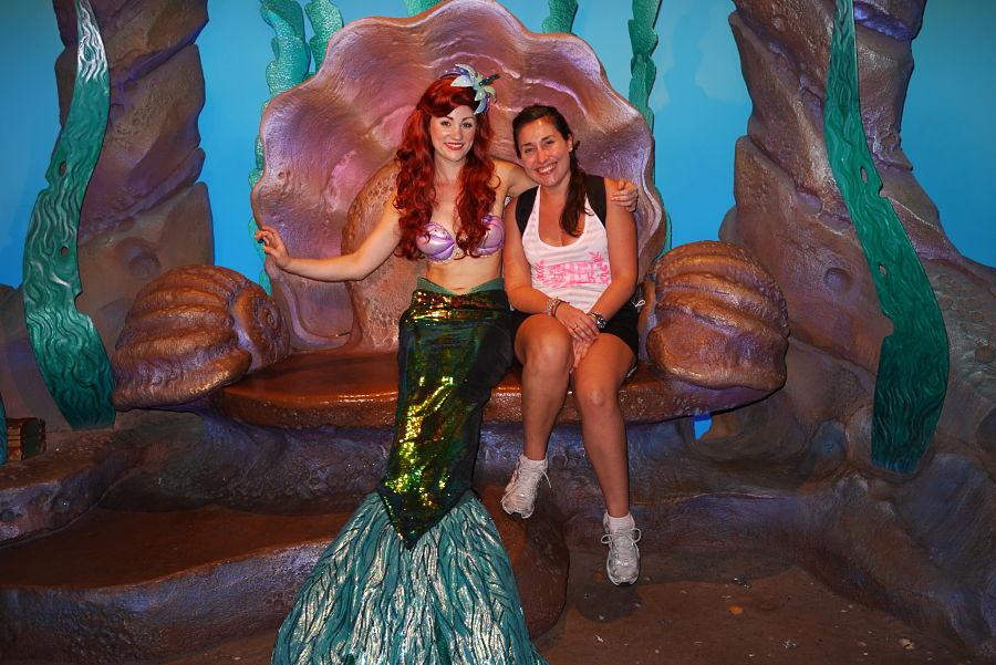 Visitar DisneyWorld Orlando
