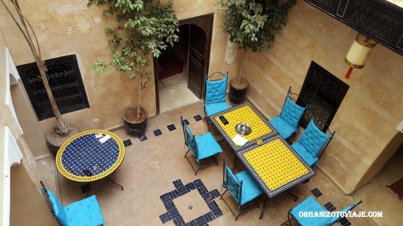qué ver y hacer en Marrakech