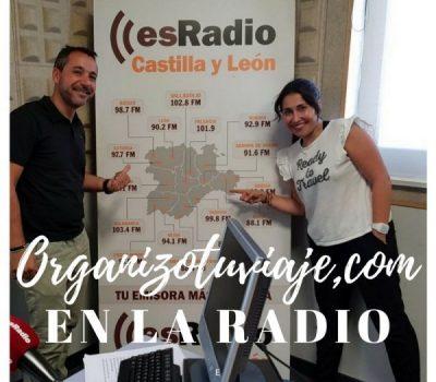 organizotuviaje.com en la radio