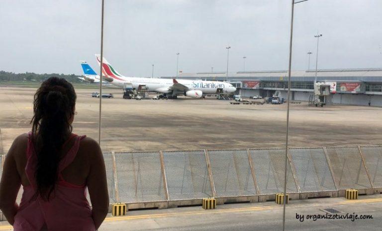 Volar con Srilankan. Opiniones organizotuviaje.com