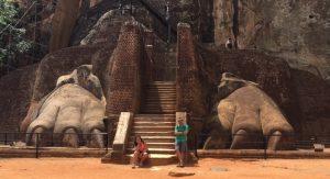 Viajar a Sri Lanka con una agencia local