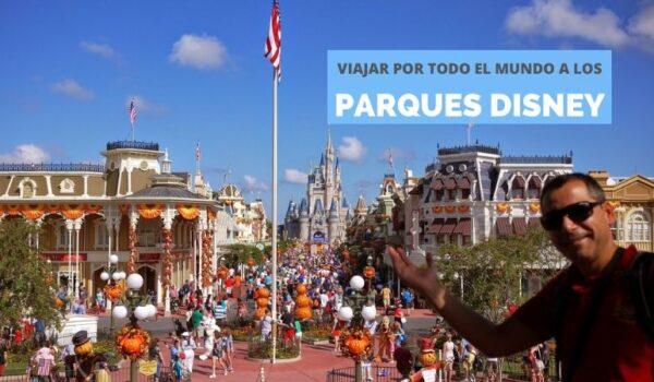 Viajar a Parques Disney