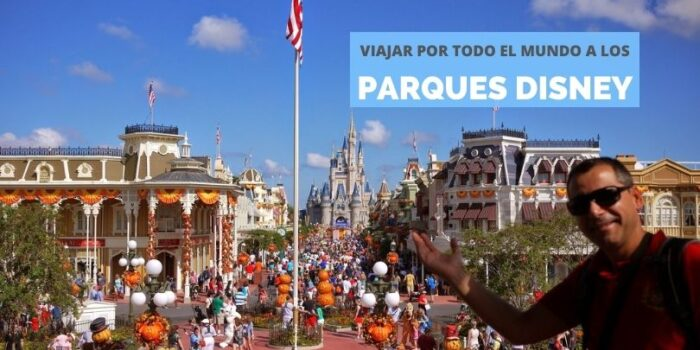 Viajar a Parques Disney