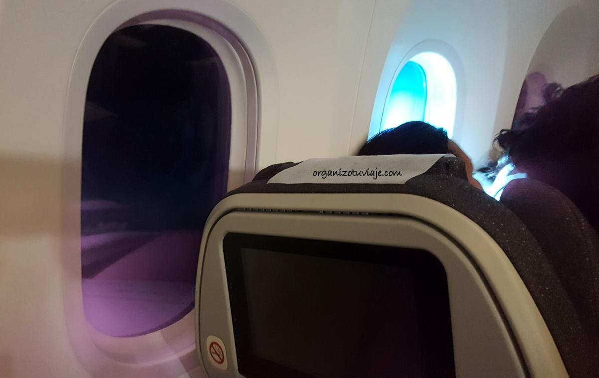 Volar con Avianca