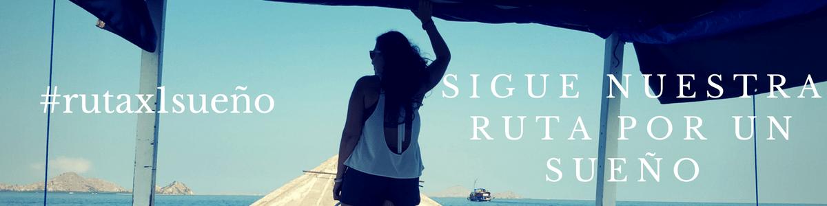 Sigue nuestra #rutax1sueño
