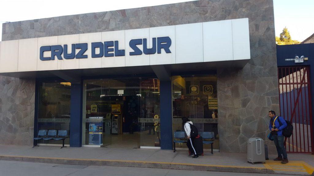 Viajar en bus por Perú