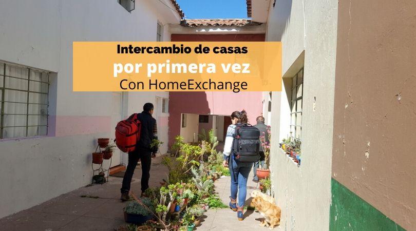 Intercambio de casas con HomeExchange por primera vez,