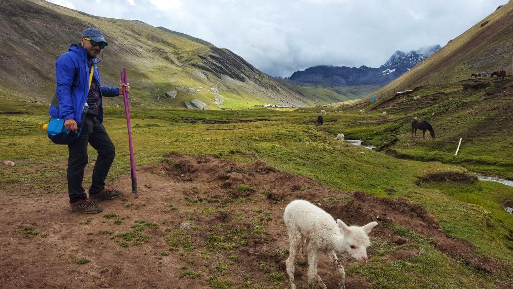 Montaña de 7 Colores en Perú